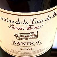 Saint Ferréol, La Tour du Bon, Bandol AOP